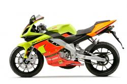 Derbi GPR Racing 50 2007 #4