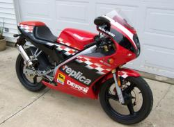 Derbi GPR Racing 50 Race Replica 2008 #13