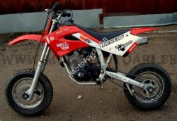 Derbi Mulhacn 125ST Freexter #4