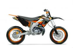Derbi Mulhacn 125ST Freexter #8