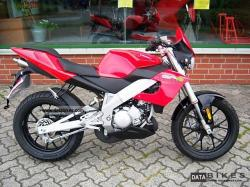 Derbi Naked bike