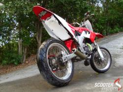 Derbi Prototype #2