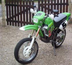 Derbi Senda Supermotard #12