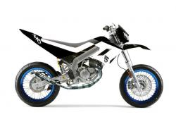 Derbi Senda Supermotard #8