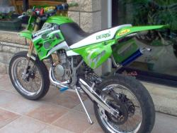 Derbi Super motard #12