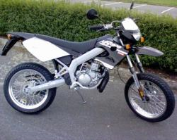 Derbi Supermotard Racer 2005