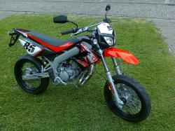 Derbi Supermotard X-treme 2005 #8