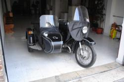 Dnepr MT 10 (with sidecar) #11