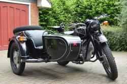 Dnepr MT 10 (with sidecar) #3