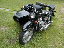 Dnepr MT 10 (with sidecar) #7