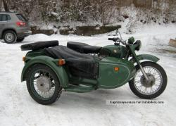 Dnepr MT 11 (with sidecar) 1987