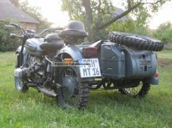 Dnepr MT 16 (with sidecar) #13