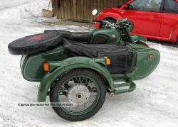 Dnepr MT 16 (with sidecar) 1987 #8