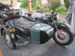 Dnepr MT 16 (with sidecar) 1991 #3
