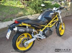 Ducati 600 Monster Dark 1998 #9