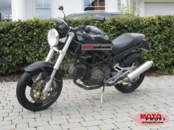 Ducati 600 Monster Dark 1998 #10