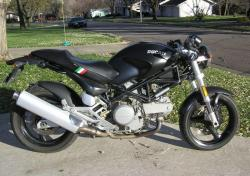 Ducati 600 Monster Dark 1998 #3