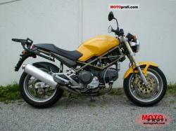 Ducati 900 Monster Solo 1997