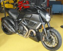 Ducati Diavel Dark 2013 #7