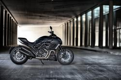 Ducati Diavel Dark 2014 #13