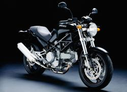 Ducati Monster 620 Dark 2005
