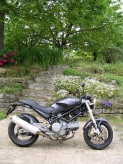 Ducati Monster 620 Dark 2006