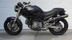 Ducati Monster 620 i.e. Dark