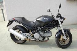 Ducati Monster 620 i.e. Dark 2004