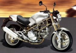 Ducati Monster 750/Monster 750 Dark/Monster 750 City/Monster 750 Metallic 2000