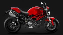 Ducati Monster 796 Corse Stripe