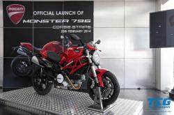 Ducati Monster 796 Corse Stripe 2014 #14