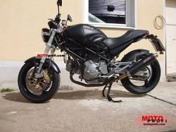 Ducati Monster 800 DARK i.e. 2003