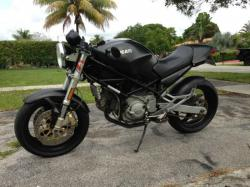Ducati Monster 800 DARK i.e. 2003 #9