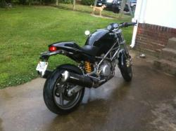 Ducati Monster 800 DARK i.e. 2003 #10
