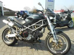 Ducati Monster 800 DARK i.e. 2003 #13