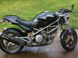 Ducati Monster 800 DARK i.e. 2003 #3
