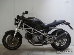 Ducati Monster 800 DARK i.e. 2003 #5