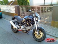 Ducati Monster 900 i.e. Dark 2002