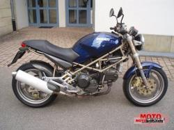 Ducati Monster 900/Monster 900 Dark/Monster 900 City/Monster 900 Cromo/Monster 900 Special 2000