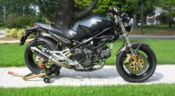 Ducati Monster 900/Monster 900 Dark/Monster 900 City/Monster 900 Cromo/Monster 900 Special 2000 #10