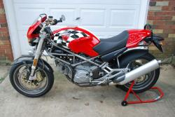 Ducati Monster 900/Monster 900 Dark/Monster 900 City/Monster 900 Cromo/Monster 900 Special 2000 #11