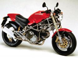 Ducati Monster 900/Monster 900 Dark/Monster 900 City/Monster 900 Cromo/Monster 900 Special 2000 #4