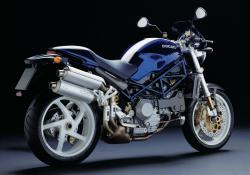 Ducati Monster 900/Monster 900 Dark/Monster 900 City/Monster 900 Cromo/Monster 900 Special 2000 #5