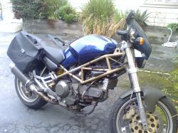 Ducati Monster 900/Monster 900 Dark/Monster 900 City/Monster 900 Cromo/Monster 900 Special 2000 #9