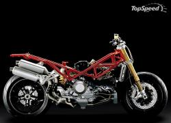 Ducati Monster S4Rs Testastretta 2007 #9