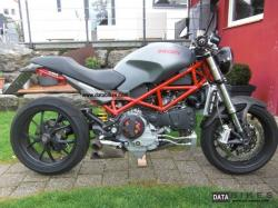 Ducati Monster S4Rs Testastretta 2007 #12