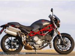 Ducati Monster S4Rs Testastretta 2007 #2