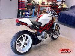 Ducati Monster S4Rs Testastretta 2007 #8