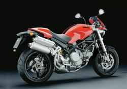 Ducati Monster SR2 2006