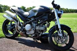 Ducati Monster SR2 Dark 2006 #9
